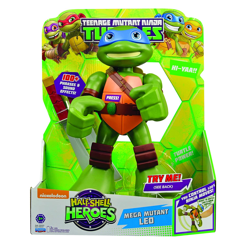 Amazon.com: Teenage Mutant Ninja Turtles Pre Cool Half Shell Heroes 12
