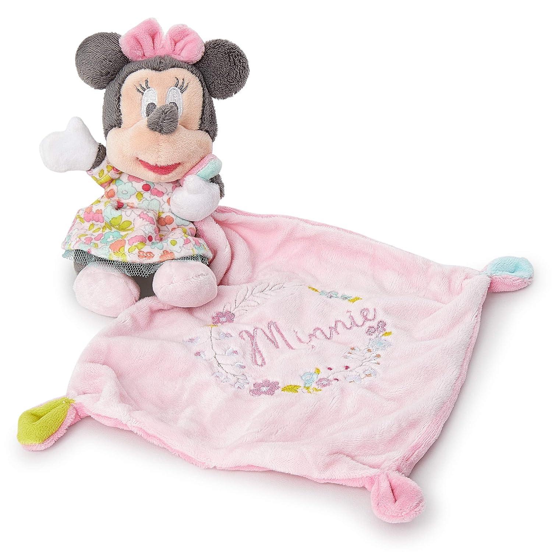 Disney Peluche Minnie Floral 15 CM Doudou 5875897
