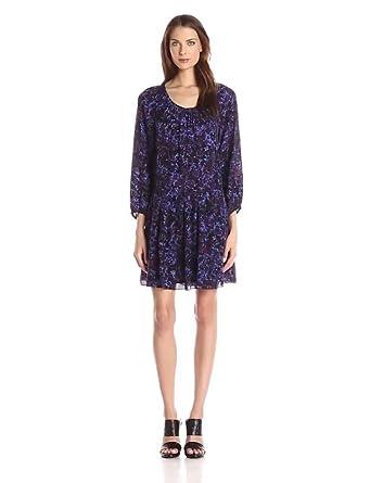 Amazon.com: Rebecca Taylor Women's Long-Sleeve Bouquet