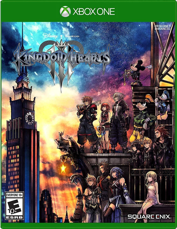 Amazon.com: Kingdom Hearts III - Xbox One: Square Enix LLC ...