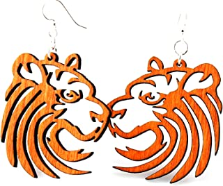 product image for Tiger Earrings
