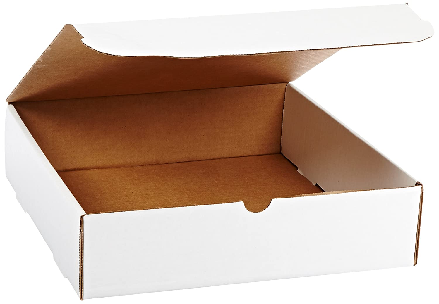 """Corrugated Cardboard Shipping Boxes Mailers 16/"""" x 4/"""" x 4/"""" Bundle of 50"""