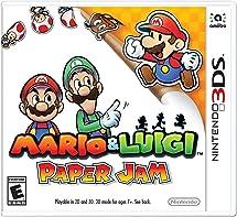 Amazon com: Mario & Luigi: Paper Jam - 3DS [Digital Code]: Video Games