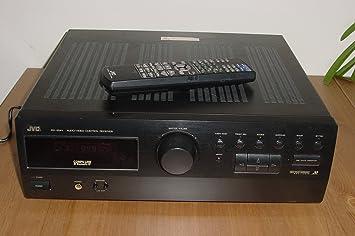 amazon com jvc rx 554v audio video control 5 1 channel stereo rh amazon com JVC Home Receivers JVC Home Receivers