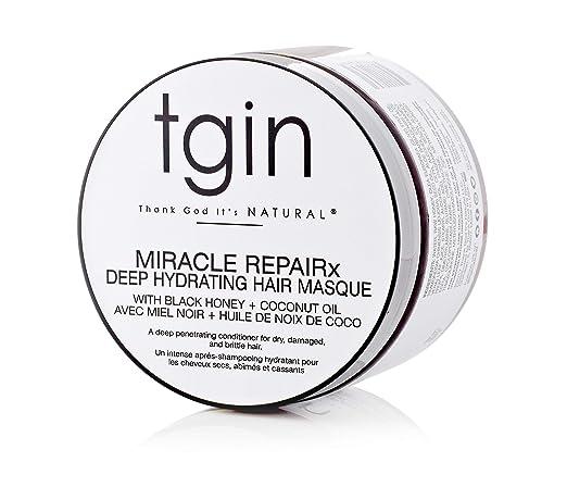Amazon.com: Tgin Miracle RepaiRx - Máscara de reconstrucción ...