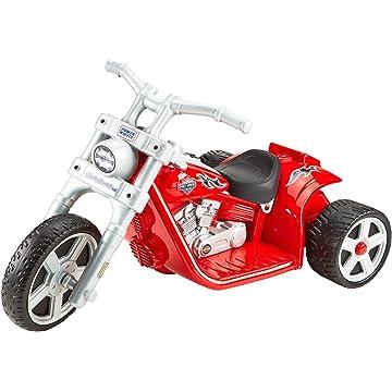 mini Power Wheels Harley-Davidson Rocker
