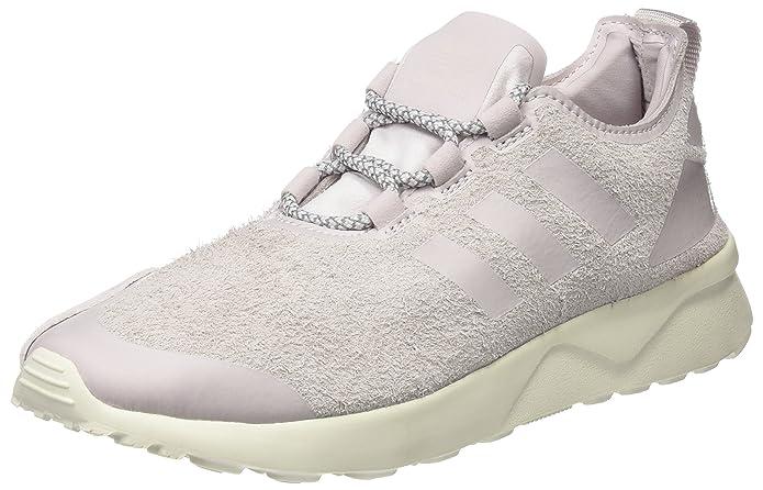 on sale 8c355 48da4 Amazon.com  adidas Zx Flux Adv Verve, Women s Sneakers Black  Shoes