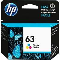 HP 63   Ink Cartridge   Works with HP Deskjet 1112, 2100 Series, 3600 Series, HP ENVY 4500 Series, HP OfficeJet 3800…