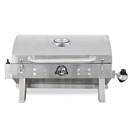 Pit Boss Grills 305 Sq In Stainless Steel Portable Grill