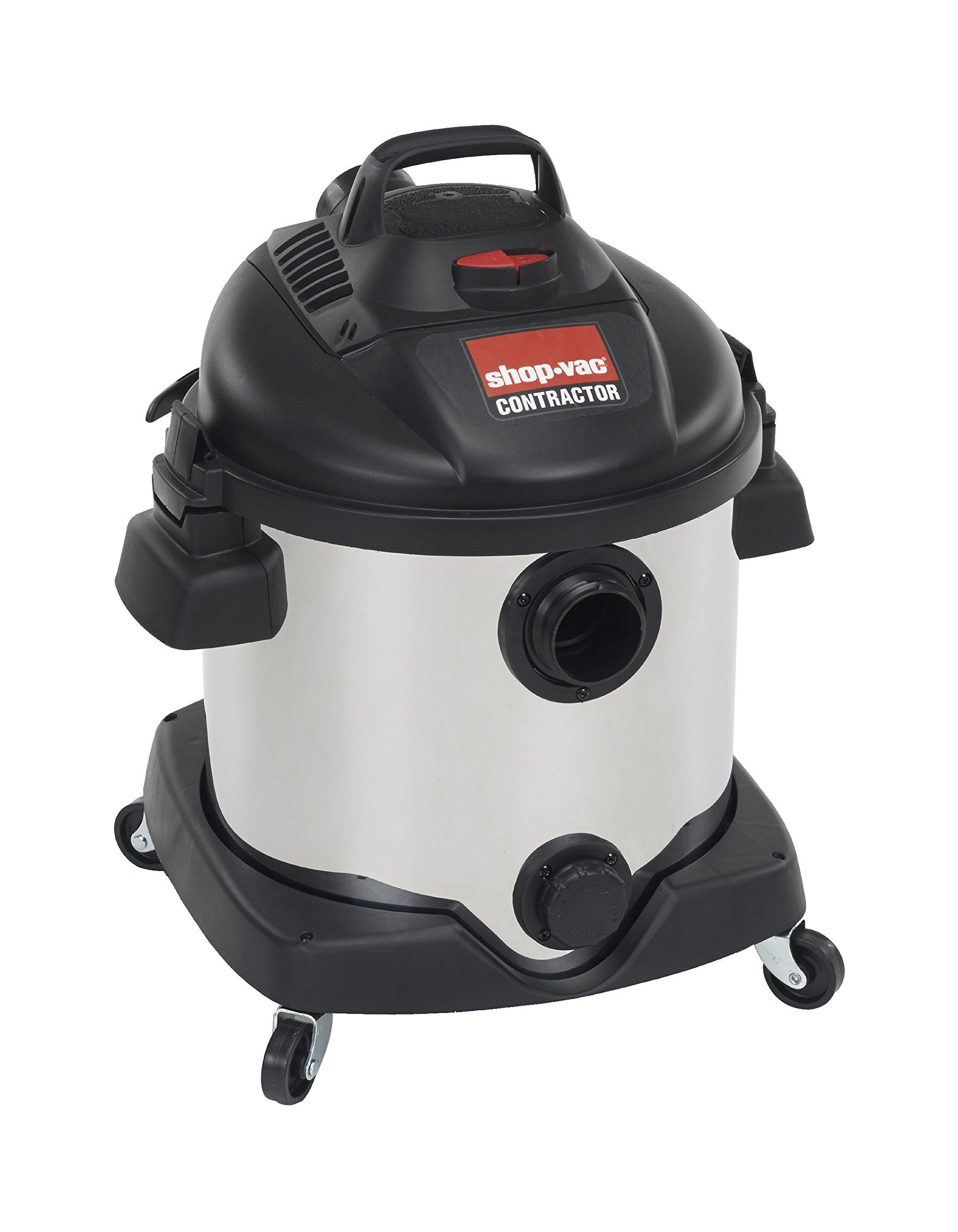 Shop-Vac 5875110 5.5 Peak HP Wet Dry Vacuum, 8-Gallon