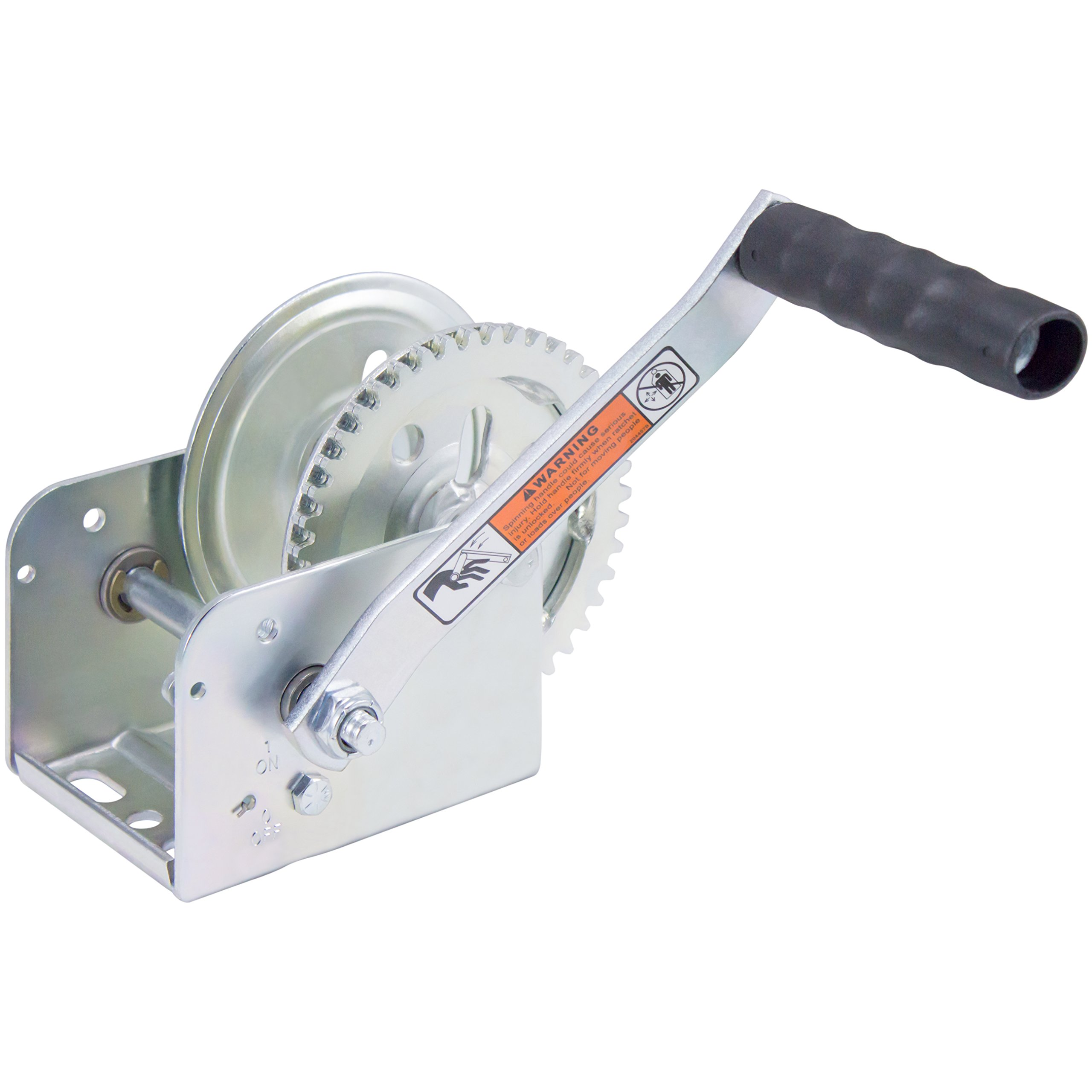 Dutton-Lainson Company DL1300A 1300 lbs Plated Pulling Winch