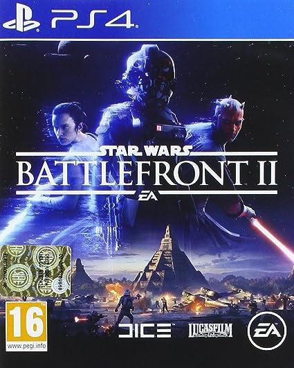 Star Wars Battlefront 2 Standard [Playstation 4] [PlayStation 4 ]