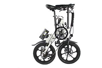 2018 xite3 bicicletas eléctricas, Eléctrico de bicicleta plegable, Eléctrico, Con Ruedas De Ebike