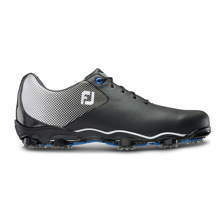 Footjoy メンズ Dna Helix ゴルフシューズ ブラック(Negro 53318)イギリス9(27.5㎝)   B07334YSSN