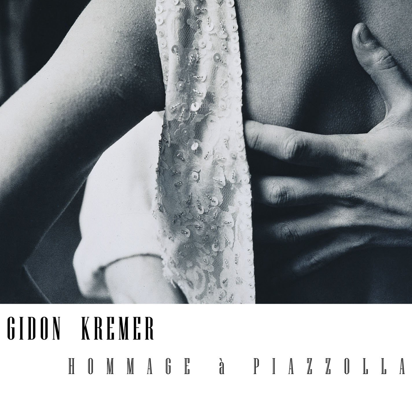 PIAZZOLLA, ASTOR: HOMMAGE A PIAZZOLLA - Music Of Pizzolla & Peterburshsky by KREMER,GIDON
