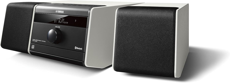 Yamaha MCR-020 - Microcadena (Bluetooth, USB), Color blanco
