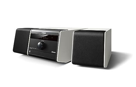 1bc3bf370dc399 Yamaha Micro B020 Sistema Micro Hi-Fi, Bianco: Amazon.it: Elettronica