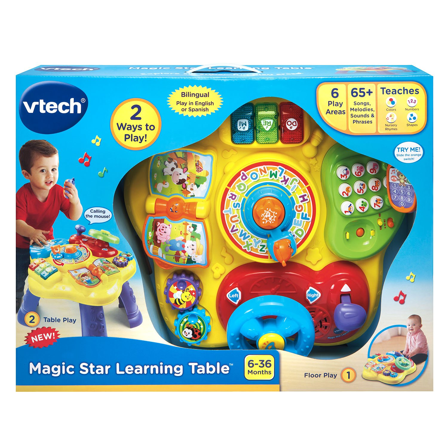 VTech Magic Star Learning Table by VTech (Image #6)