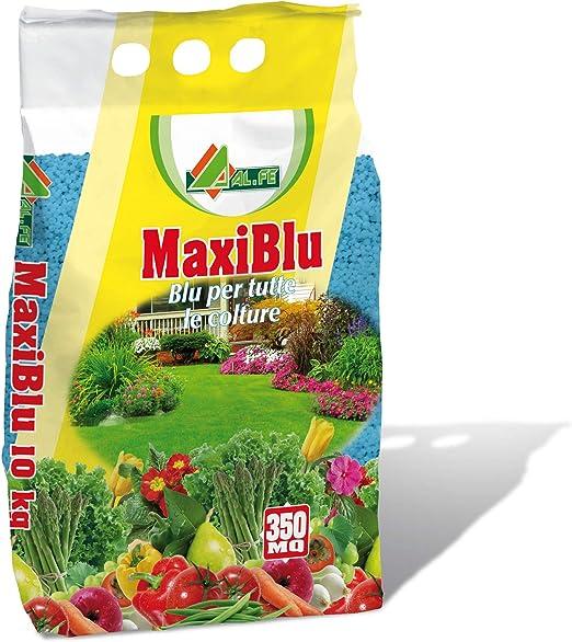 MAXIBLU ABONO PARA MESA Y JARDÍN-JUEGO DE 10 KG: Amazon.es: Jardín