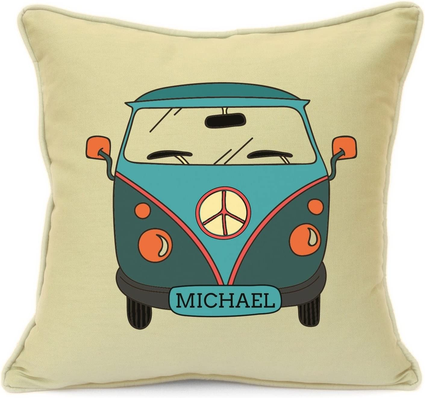 van life gifts vw cushion