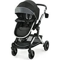 Graco Modes Nest Stroller | Baby Stroller with Height Adjustable Reversible Seat, Bassinet Mode, Extra Large Storage…