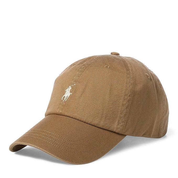 Ralph Lauren - Gorra de béisbol - Luxury Tan: Amazon.es: Ropa y accesorios
