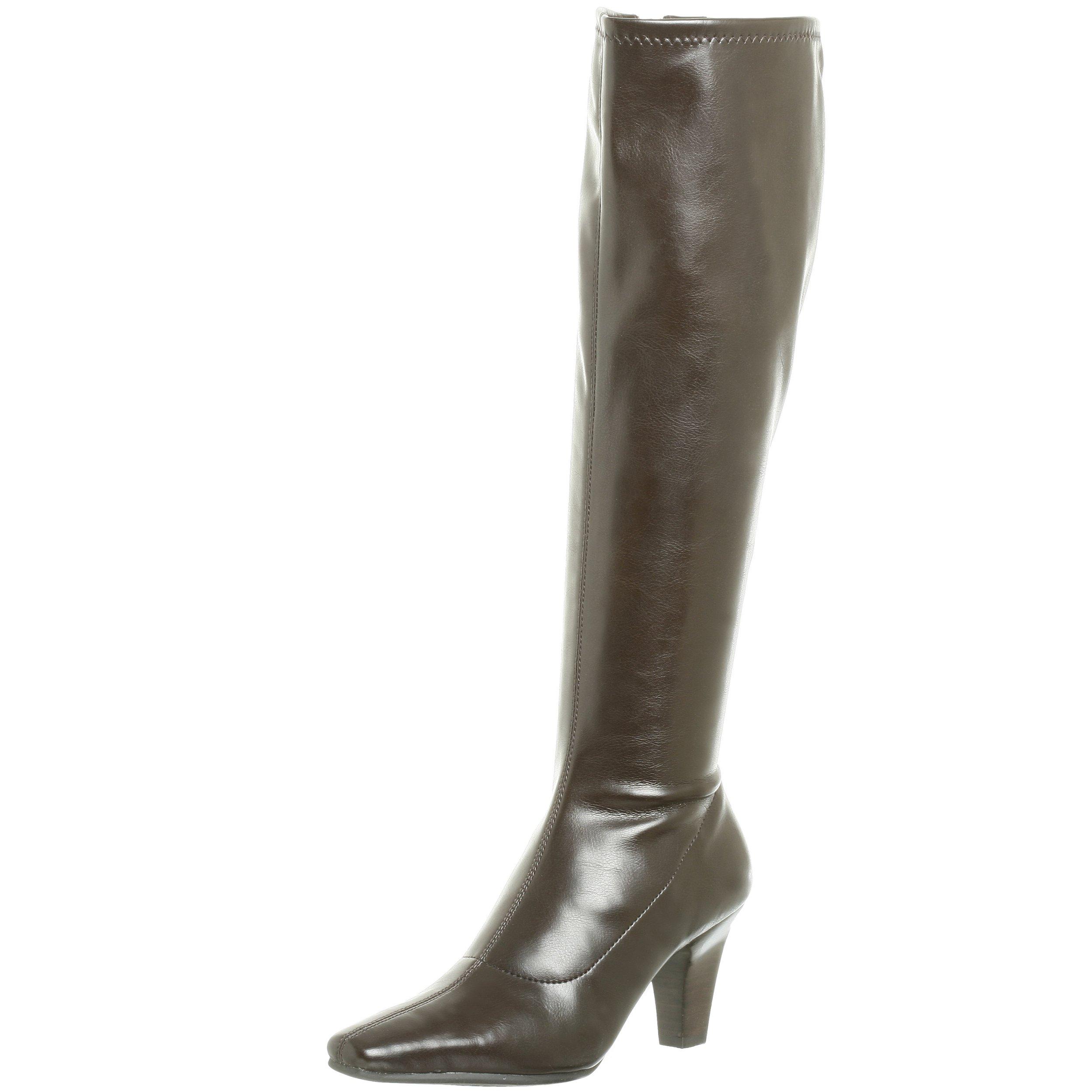 Aerosoles Women's Risky Pizness Boot,Brown Polyurethane,9 W US