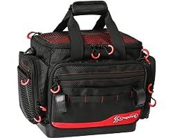 Sougayilang Fishing Tackle Bags Water-Resistant Fishing Gear Bags - Portable Fishing Organizer Shoulder Satchel - Suitable fo