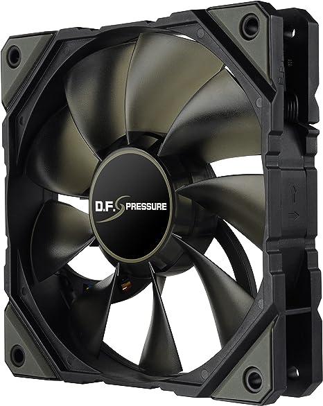 Enermax Twister Pressure DF 12cm Universal Ventilador - Ventilador ...