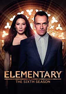 Book Cover: Elementary: The Sixth Season