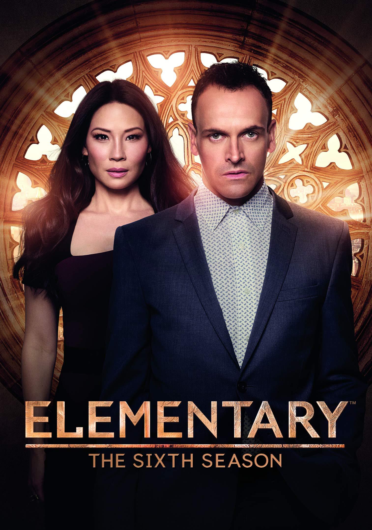 Book Cover: Elementary: The Sixth Season
