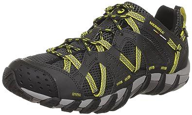 Chaussures Merrell Waterpro noires homme 6jrDT9