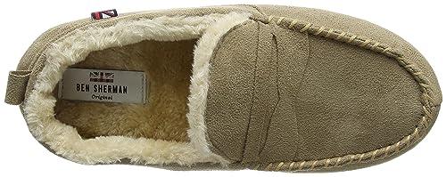 6517f6222ee Ben Sherman Men s Savoy Low-Top Slippers