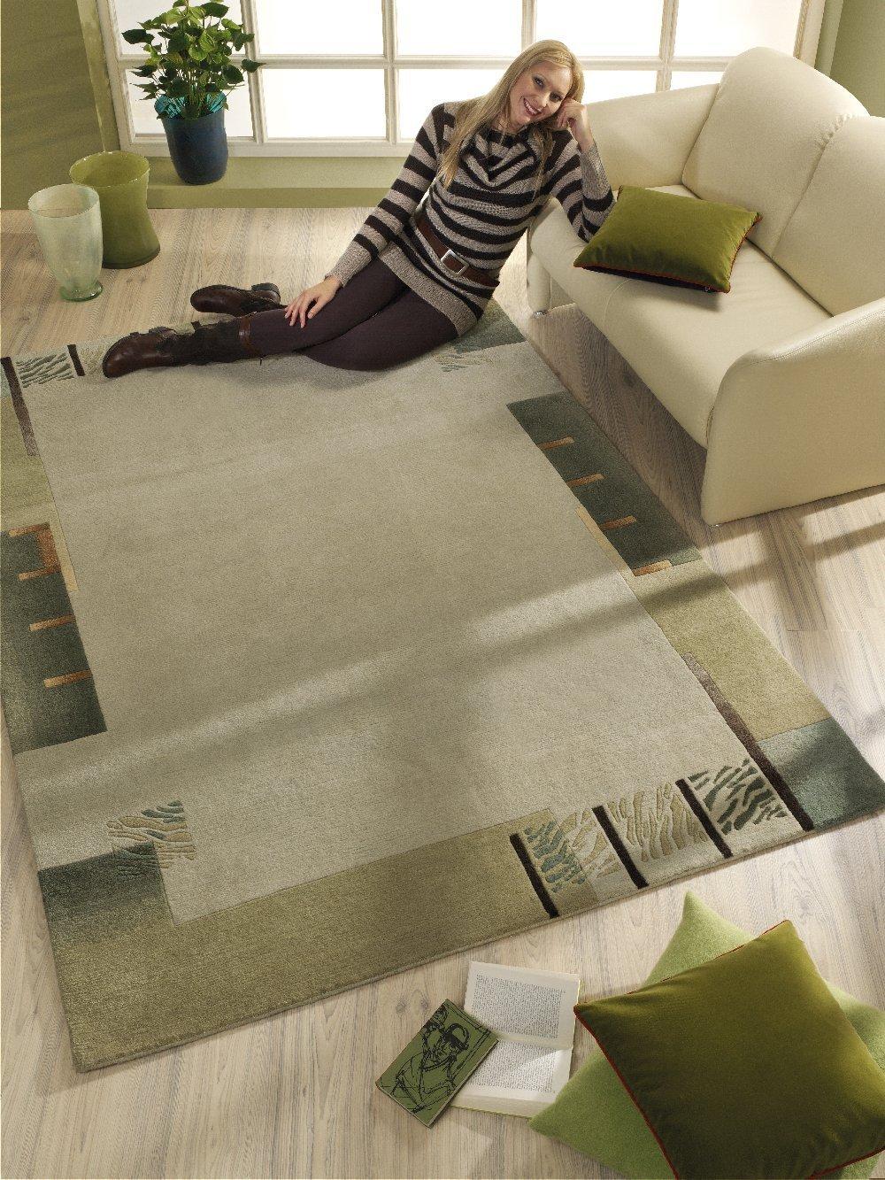 luxor living nepal teppich handgekn pft lind gr e. Black Bedroom Furniture Sets. Home Design Ideas