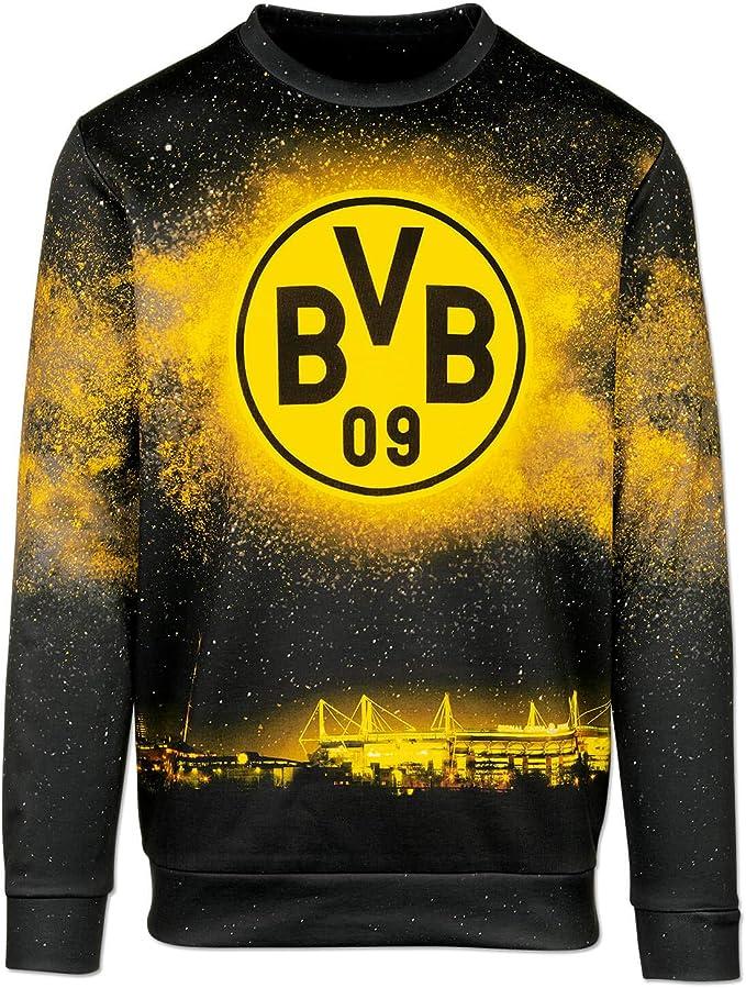 gelb Borussia Dortmund BVB-Weihnachtspullover 2019
