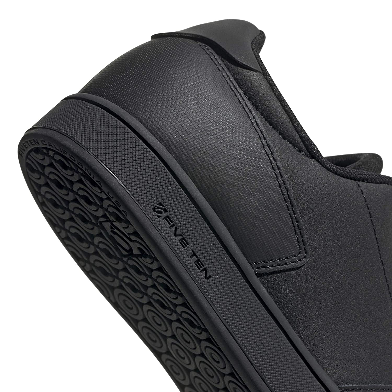 Chaussures Homme Five Ten 5.10 District Clips Noir 2019 Chaussures VTT Shimano