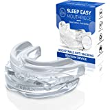 AFFINA sleep easy mouth piece stop snoring device with adjustable anti bruxism sleeping aid mouth guard for teeth…