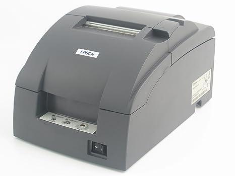 Epson TM-U220B Impresora de Recibos de Cocina en Negro con ...