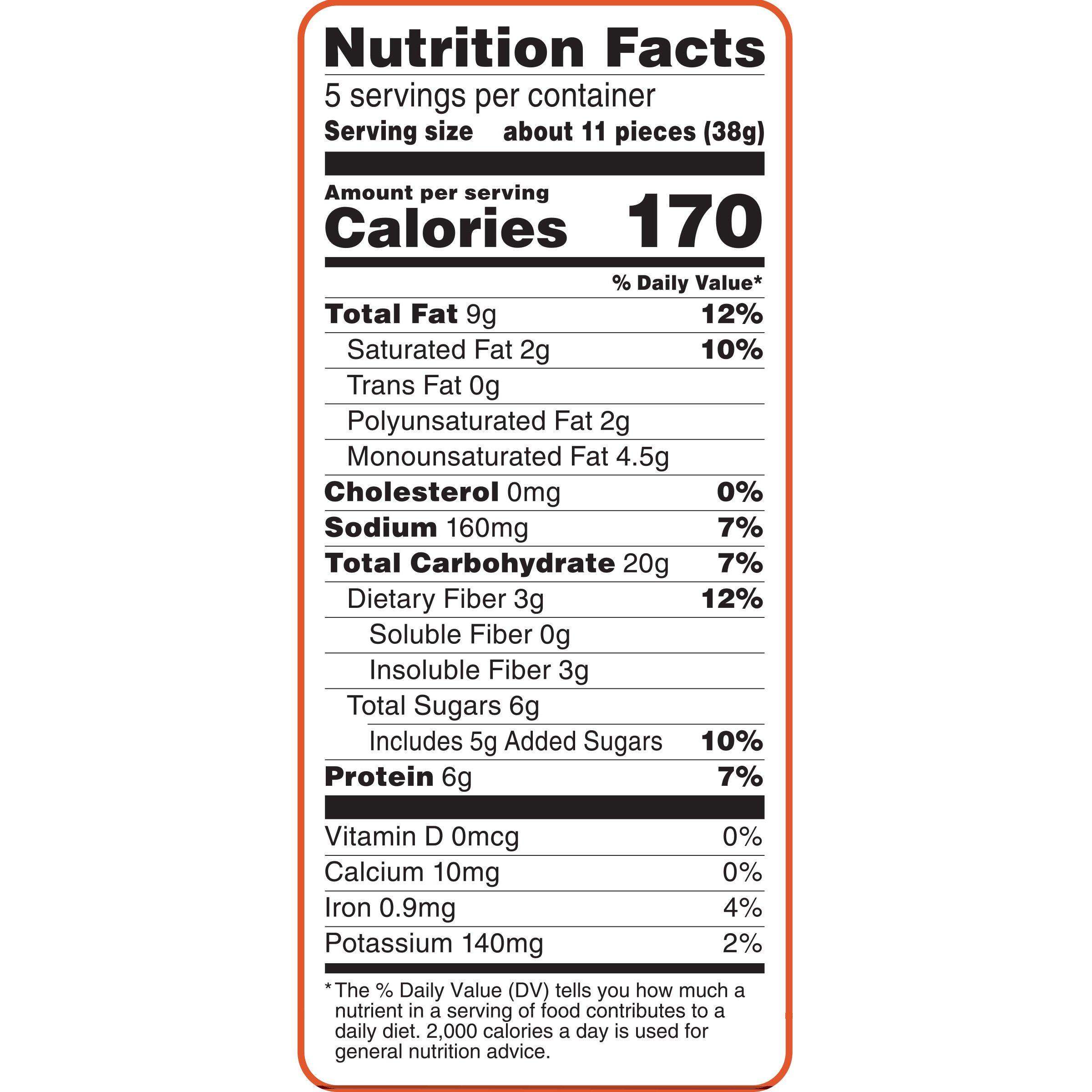 Bear Naked Peanut Butter & Honey Granola Bites - Gluten Free | Non-GMO | Kosher | Vegetarian Friendly - 7.2 Oz by Bear Naked (Image #3)