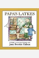 Papa's Latkes Paperback