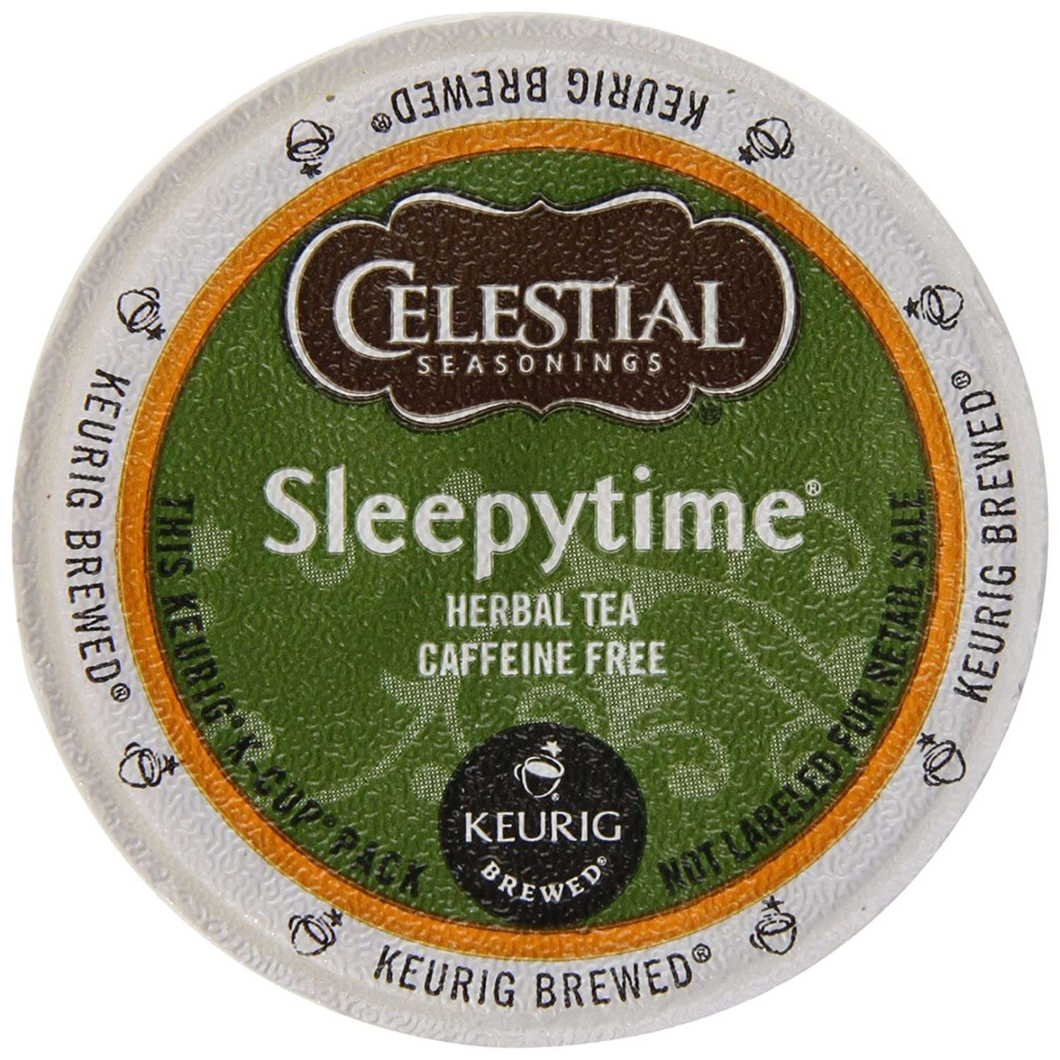 Celestial Seasons Sleepytime Tea K-Cup, 12-Count