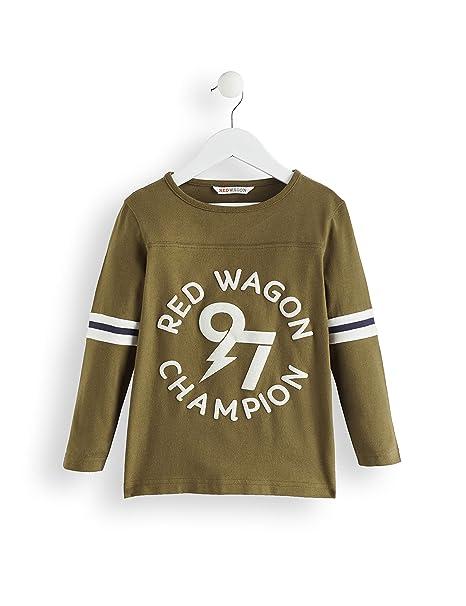 Champion Jungen Langarmshirt