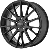 amazon motegi racing mr131 traklite satin black wheel 18x9 2008 Honda Accord Lowered american racing ar904 satin black wheel 17x7 5x114 3mm 40mm