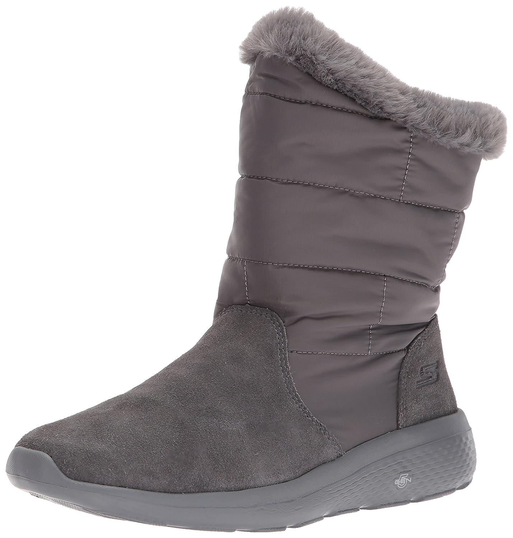 Skechers Damen on-The-Go City 2 Stiefel, Grau  36.5 EU|Grau (Charcoal)