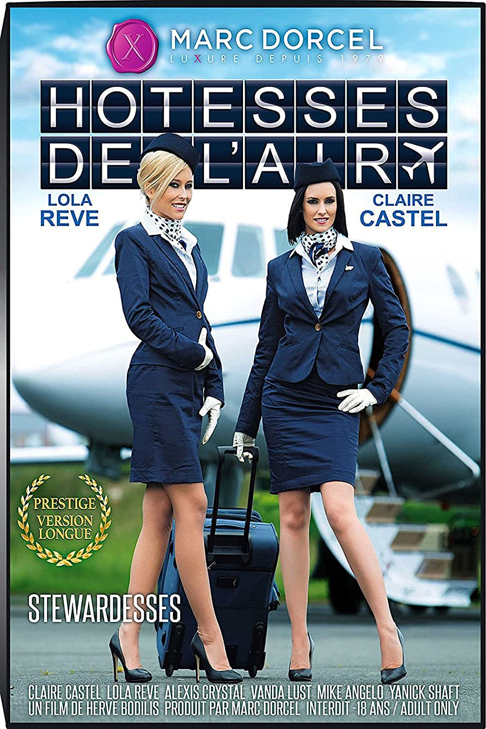 Hotesses De L'Air Stewardesses