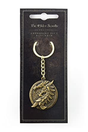 The Elder Scrolls Online Ebonheart Pact Key Ring (Electronic ...