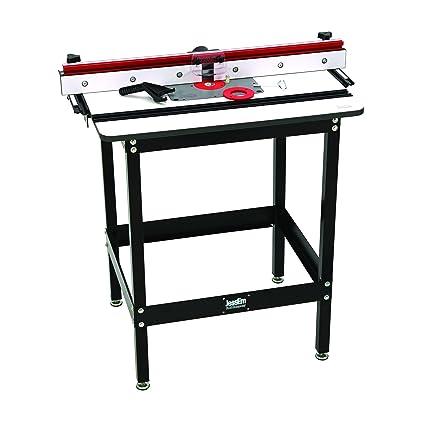 Jessem rout-r-plate mesa de fresadora de incluido sistema ...
