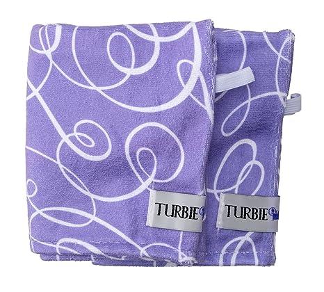 Turbie Twist Toalla de Microfibra de Pelo Wrap Single Pack Rosado El Original Wrap Microfibra de Pelo seg/ún lo Visto en la TV