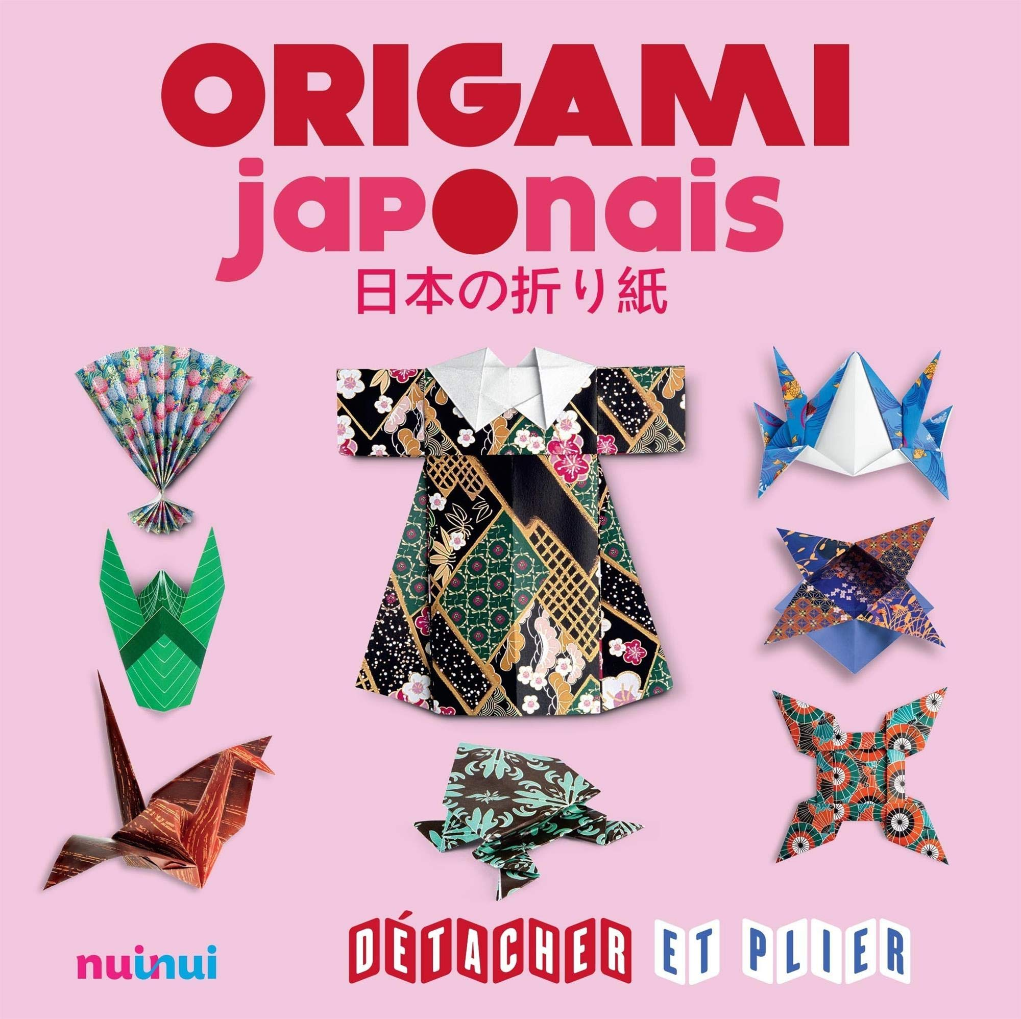 Origami japonais (Détacher et plier): Amazon.es: Collectif ...