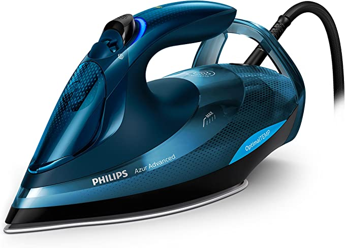 Philips GC4938/20 Azur Advanced Steam Iron, Ceramic, 3000 W